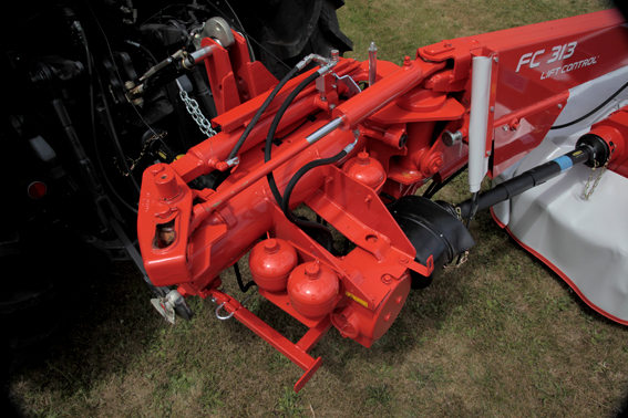 The KUHN LIFT-CONTROL system